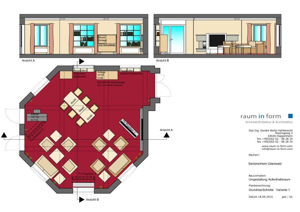 einrichtungsberatung | innenarchitektur & architektur, Innenarchitektur ideen