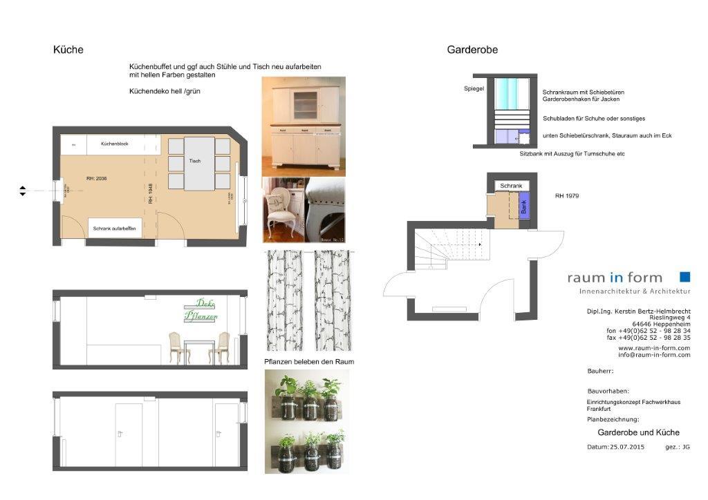 Form Im Raum Frankfurt einrichtungsberatung innenarchitektur architektur