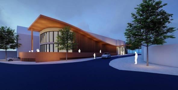 92 Raum In Form Innenarchitektur Architektur Konzeption Erweiterung Supermarkt