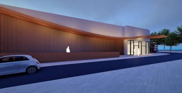 93 Raum In Form Innenarchitektur Architektur Konzeption Erweiterung Supermarkt