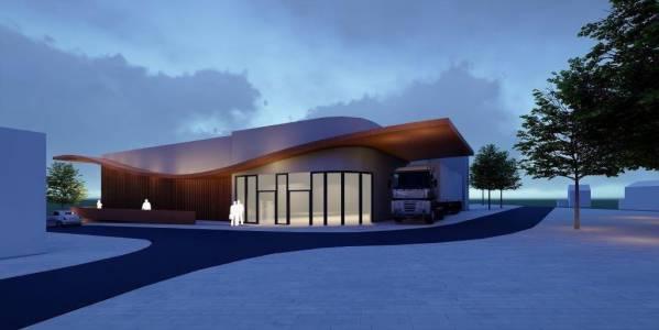 94 Raum In Form Innenarchitektur Architektur Konzeption Erweiterung Supermarkt