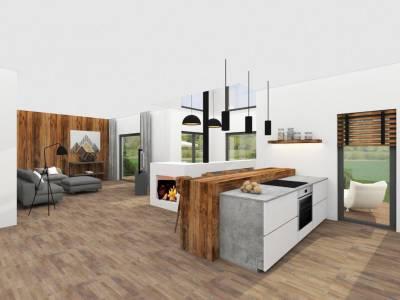 97 Raum In Form Innenarchitektur Architektur Kerstin Bertz Visualisierung Neubau