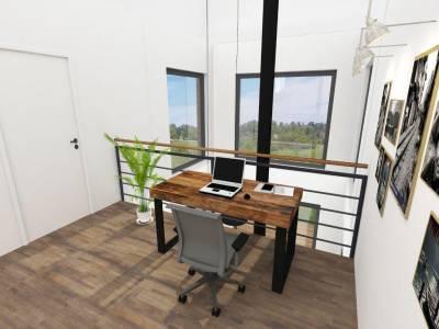 98 Raum In Form Innenarchitektur Architektur Kerstin Bertz Visualisierung Neubau