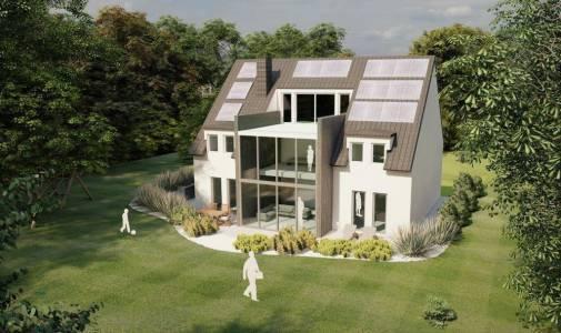 4 Raum In Form Innenarchitektur Architektur Kerstin Bertz Visualisierung Neubau