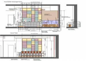 5Gossini Detailplanung Thekenanlage