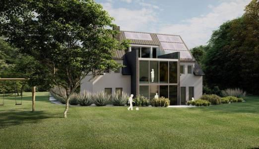 5 Raum In Form Innenarchitektur Architektur Kerstin Bertz Visualisierung Neubau