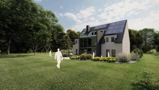 6 Raum In Form Innenarchitektur Architektur Kerstin Bertz Visualisierung Neubau