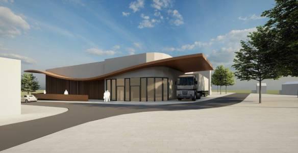8 Raum In Form Innenarchitektur Architektur Konzeption Erweiterung Supermarkt