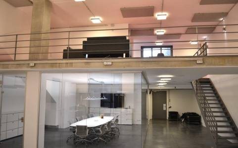 Gallerie Konferenzraum Eingangsbereich