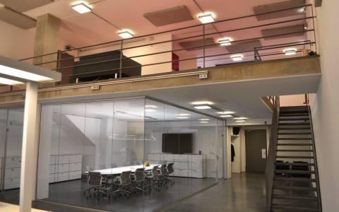 Gallerie Konferenzraum Eingangsbereich2