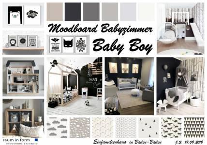 K1024 Moodboards Baby Boy Black