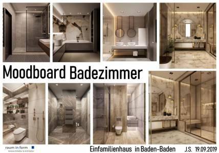 K1024 Moodboards Badezimmer