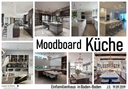 K1024 Moodboards Küche