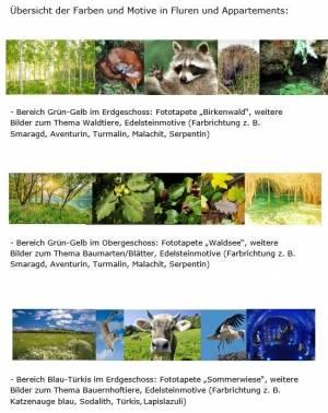 Kerstin Bertz Raum In Form Innenarchitektur Und Architektur2 Auszug Farbkonzept
