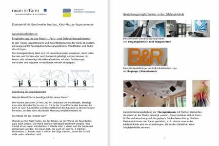 Kerstin Bertz Raum In Form Innenarchitektur Und Architektur4 Akustikkonzept 1