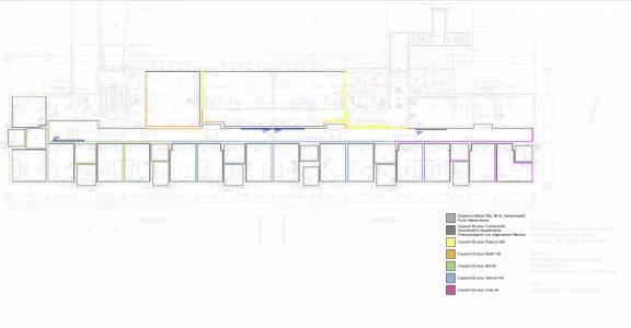 Kerstin Bertz Raum In Form Innenarchitektur Und Architektur6 Grundriss Farbgestaltung