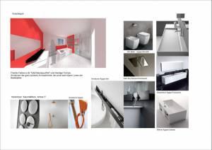 Konzeptplanung Raum In Form Innenarchitektur Architektur Kerstin Bertz  Villa Frankfurt 12 Bad EG 02.09.2015
