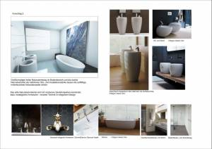 Konzeptplanung Raum In Form Innenarchitektur Architektur Kerstin Bertz  Villa Frankfurt 4 Bad EG 02.09.2015