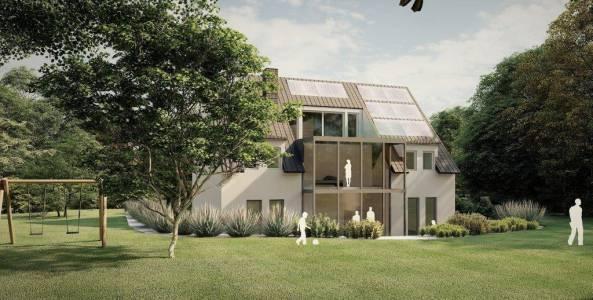 1 Raum In Form Innenarchitektur Architektur Kerstin Bertz Visualisierung Neubau 11 (3)
