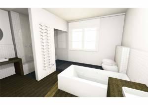Raum-in-form Innenarchitektur Architektur Visualisierung Bad Vorschlag-1 Pers-1