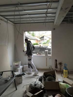 Raum In Form Innenarchitektur Und Architektur, Kerstin Bertz, Bau (2)