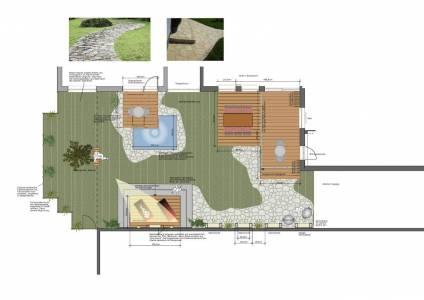 Raum In Form Innenarchitektur Und Architektur, Kerstin Bertz, Plan (7)