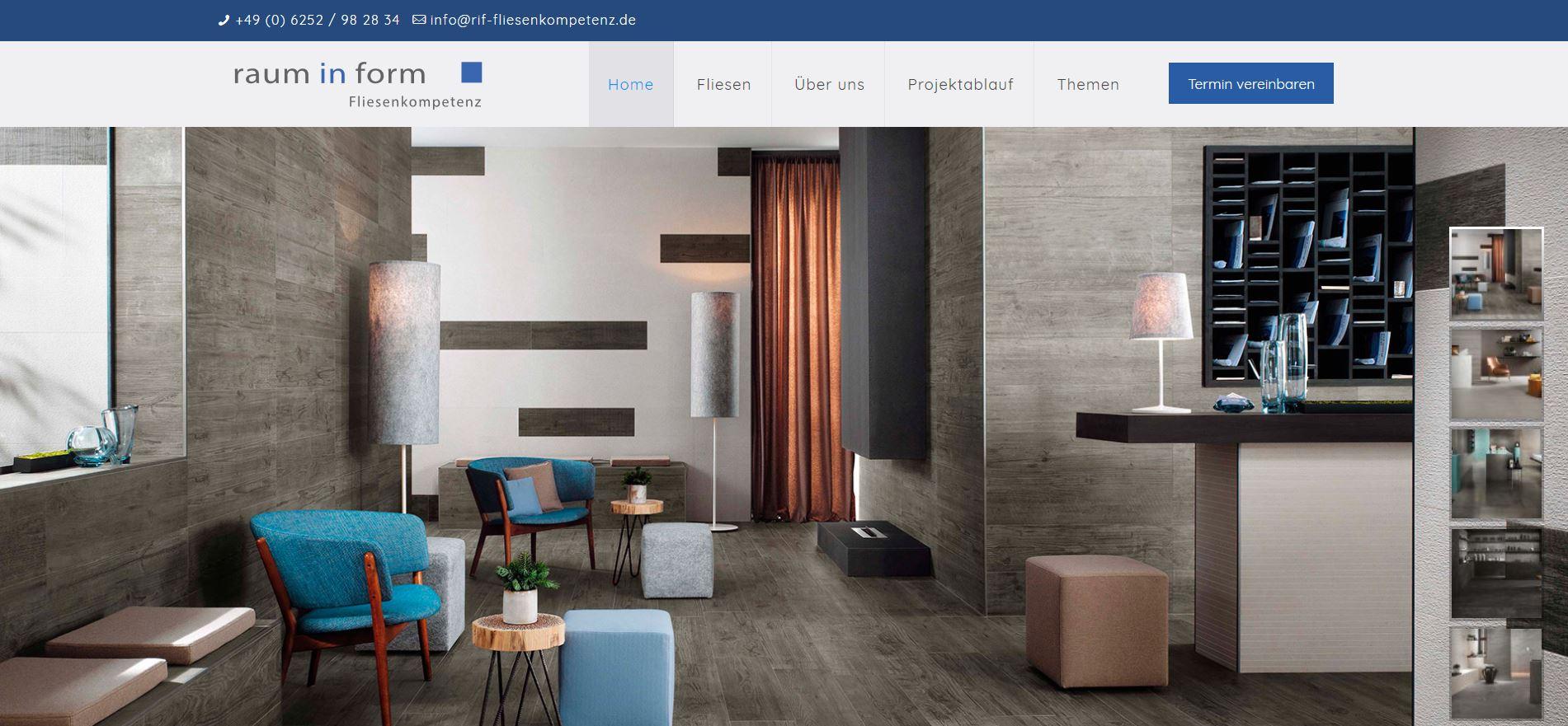 Wwwriffliesenkompetenzde Ist Online Spezialisierte Beratung - Fliesen kaufen mannheim